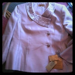 Blazer(With Beading and Embroidery)